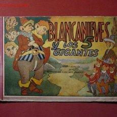 Tebeos: BLANCANIEVES (AMELLER) ... Nº 2. Lote 27125799
