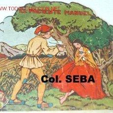 Tebeos: COLECCION ENANITO Nº 77, -- RARISIMO DE AMELLER 1949 TROQUELADO - LEER TODO. Lote 13487171