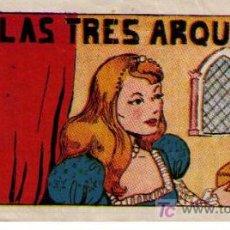 Tebeos: LOS MIL Y UN CUENTO. AMELLER. Nº 374: LAS TRES ARQUILLAS. Lote 27389084