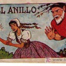 Tebeos: LOS MIL Y UN CUENTO. AMELLER. Nº 301: EL ANILLO. Lote 24949725