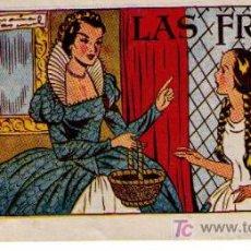 Tebeos: LOS MIL Y UN CUENTO. AMELLER. Nº 348: LAS FRESAS. ¡IMPECABLE!. Lote 27389085