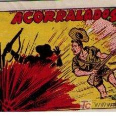 Tebeos: EL CAPITÁN JOHNSON. AMELLER 1952. Nº 44. Lote 27550637