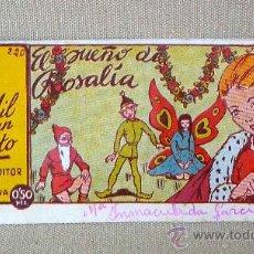 Tebeos: COMIC, LOS MIL Y UN CUENTO, EDITORIAL AMELLER, Nº22O, ORIGINAL, EL SUEÑO DE ROSALIA. Lote 22852090