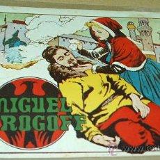 Tebeos: MIGUEL STROGOFF Nº 1 - AMELLER MONOGRAFICOS - PRECIOSO Y BUENISIMO ORIGINAL -. Lote 29253126