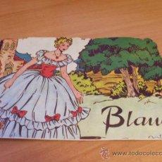 Tebeos: BLANCA. COLECCION ENANITO Nº 28 ( ORIGINAL ED. AMELLER) TROQUELADO (COIB34). Lote 37355467