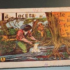 Tebeos: PETER KID EL TIGRE DEL FAR WEST 19 EDITORIAL AMELLER ORIGINAL. Lote 38334193