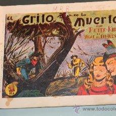 Tebeos: PETER KID EL TIGRE DEL FAR WEST 21 EDITORIAL AMELLER ORIGINAL. Lote 38334237