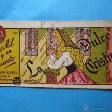 Tebeos: LOS MIL Y UN CUENTO , N.288 - LA DULCE CRISTINA- AMELLER - MARIA PASCUAL. Lote 42470603