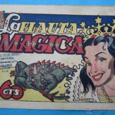 BDs: LA FLAUTA MAGICA , EDITA ATMELLER - 1945- NUMERO 3 DE LA COLECCION. Lote 43425572