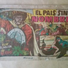 Giornalini: EL HALCON DE ACERO -Nº 4 - AMELLER . Lote 43641945