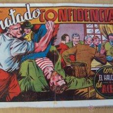 Tebeos: AMELLER EL HALCÓN DE ACERO. Lote 45915117