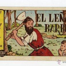 Tebeos: LOS MIL Y UN CUENTO, EL LEÑADOR BARBUDO Nº 67. Lote 46863098