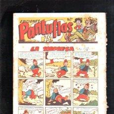 Tebeos: EDICIONES PANTUFLAS. LA SORPRESA. EDITOR AMELLER.. Lote 47483125