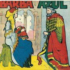 Tebeos: BARBA AZUL CUENTO DE LA COLECCION CHIQUITA Nº 5. Lote 48338825