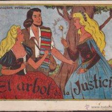 Tebeos: COMIC COLECCION PRINCESA EL ARBOL DE LA JUSTICIA Nº 34. Lote 50245128