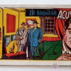 Tebeos: EL CAPITÁN JOHNSON – LA BOQUILLA ACUSADORA #25 – AMELLER EDITOR BARCELONA 1949-50. Lote 50745953