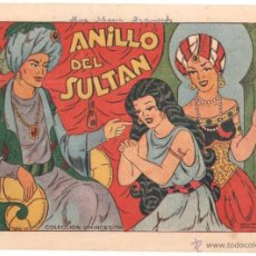 Tebeos: COLECCION PRINCESITA-PRINCESA ORIGINAL Nº 145 - EDI. AMELLER 1945-48 , EL ANILLO DEL SULTAN, MARÍA P. Lote 97127166