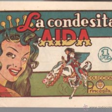 Giornalini: COLECCION PRINCESITA - PRINCESA ORIGINAL Nº 2 EDI. AMELLER 1947 - MUY DIFICIL, MACABICH DIBUJOS. Lote 51484551