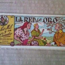 Tebeos: LOS MIL Y UN CUENTO Nº 214 - AMELLER - ORIGINAL - TA. Lote 54829351