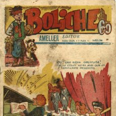 Tebeos: ARCHIVO (512): BOLICHE Nº 4 (AMELLER, 1946). Lote 55088218