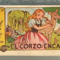 Tebeos: TEBEOS-COMICS GOYO - MIL Y UN CUENTO - Nº 70 - AMELLER - 1949 - MUY DIFICIL *AA99. Lote 57497778