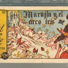 Tebeos: TEBEOS-COMICS GOYO - MIL Y UN CUENTO - Nº 97 - AMELLER - 1949 - MUY DIFICIL *AA99. Lote 57497831