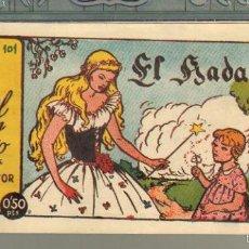Tebeos: TEBEOS-COMICS GOYO - MIL Y UN CUENTO - Nº 101 - AMELLER - 1949 - MUY DIFICIL *AA99. Lote 57497840