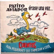 Tebeos: CUENTOS PARA PEQUEÑINES EL PATITO AVIADOR Nº 13 EDITORIAL AMELLER 1959. Lote 58598802