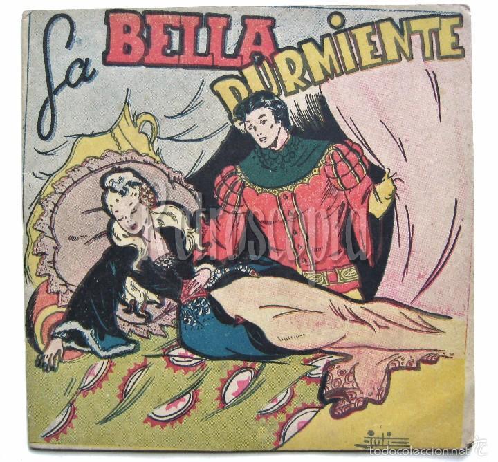 CUENTOS CHIQUITA LA BELLA DURMIENTE Nº 3 AMELLER (Tebeos y Comics - Ameller)