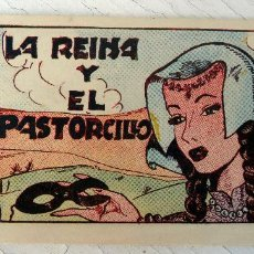 Giornalini: LOS MIL Y UN CUENTOS, LA REINA Y EL PASTORCILLO, Nº 58 , AMELLER ,ORIGINAL ,J. Lote 65300283