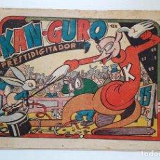 Tebeos: KAN-GURO Y AVECHUCHO, AMELLER C. 1947. RIPOLL. Lote 65770218
