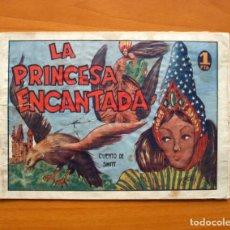 Giornalini: AMELLER MONOGRÁFICOS Nº 66 - LA PRINCESA ENCANTADA - EDITORIAL AMELLER AÑOS 40. Lote 70023273