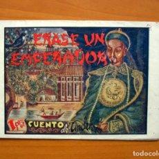 Tebeos: AMELLER MONOGRÁFICOS Nº 73 ERASE UN EMPERADOR, CUENTO DE ANDERSEN - EDITORIAL AMELLER AÑOS 40. Lote 70023893