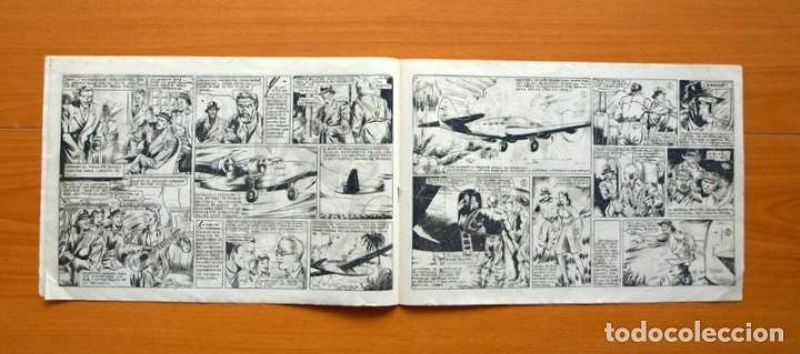 Tebeos: El halcón de acero, nº 2 El triunfo del Principe Dango - Editorial Ameller 1944 - tamaño 22x32 - Foto 3 - 70025741