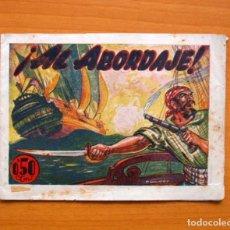 Tebeos: HISTORIETAS GRÁFICAS PILARIN, Nº 2 AL ABORDAJE -EDITORIAL AMELLER 1942. Lote 70061421