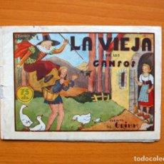 Tebeos: HISTORIETAS GRÁFICAS PILARIN, Nº 17 LA VIEJA DE LOS GANSOS - EDITORIAL AMELLER 1942. Lote 70061509