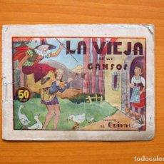 Tebeos: HISTORIETAS GRÁFICAS PILARIN, Nº 17 LA VIEJA DE LOS GANSOS - EDITORIAL AMELLER 1942. Lote 70061593