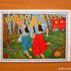 Tebeos: PRINCESITA COLOR, Nº 10 PABLO Y ELISA - EDITORIAL AMELLER. Lote 70061881