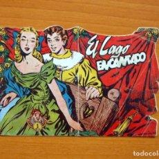 Tebeos: COLECCIÓN ENANITO, Nº 6 EL LAGO ENCANTADO - EDITORIAL AMELLER. Lote 71177205