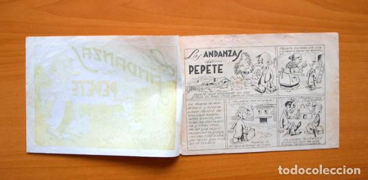 Tebeos: Las andanzas de Pepete - Editorial Ameller, años 40 - Foto 2 - 71177809