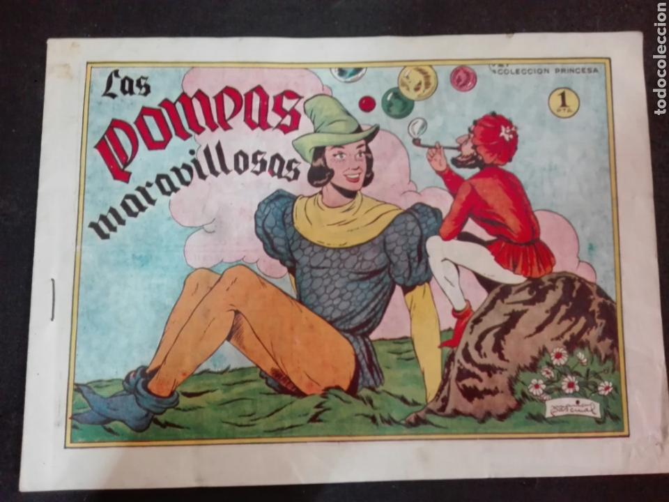 COLECCIÓN PRINCESA EDICIONES AMELIA 24 DISEÑO DE MARÍA PASCUAL (Tebeos y Comics - Ameller)