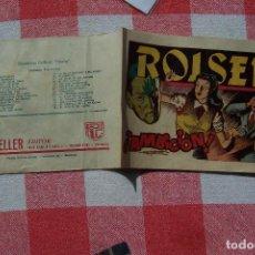 Tebeos: AMELLER.- ROLSEN Nº 2 Y ULTIMO. Lote 80185857