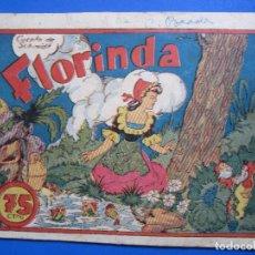 Tebeos: HISTORIETAS GRAFICAS PILARIN , N. 40 , FLORINDA , AMELLER. Lote 96098407