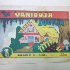 Tebeos: COL. PRINCESITA Nº 46, LA VANIDOSA ,AMELLER. Lote 99647303