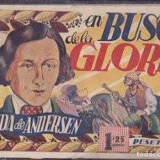 Giornalini: COMIC EN BUSCA DE LA GLORIA VIDA DE ANDERSEN . Lote 105146231