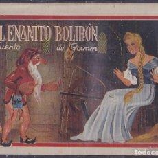 Tebeos: COMIC EL ENANITO BOLIBON CUENTO DE GRIMM. Lote 105146507