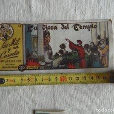 Tebeos: LOS MIL Y UN CUENTO . Nº 47 LA DIOSA DEL TEMPLO. AMELLER EDITOR. Lote 107289191