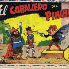 Tebeos: EL CABALLERO DEL PINCHAZO. Lote 107331407