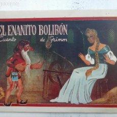 Tebeos: AMELLER - EL ENANITO BOLIBÓN - CUENTO DE GRIMM - ORIGINAL 1942. Lote 111926159
