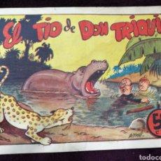 Tebeos: COMIC EL TIO DE DON TRIQUI ORIGINAL. Lote 119214124